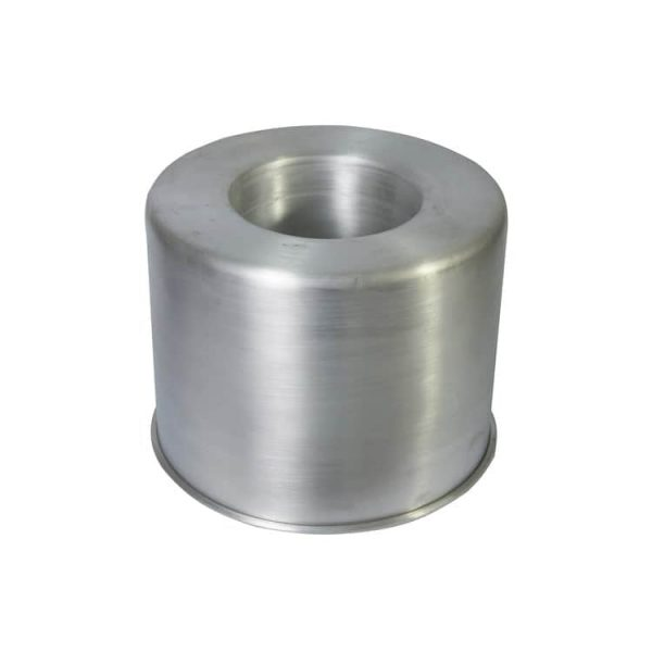 suporte base de alumínio para extintores