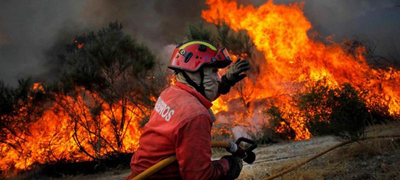 Quantos incêndios ocorrem por ano?